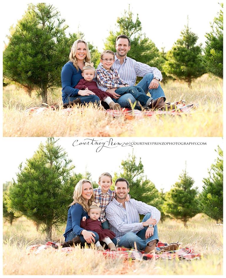 Elgin Christmas Tree Farm.Austin Family Christmas Mini S Feltner Family