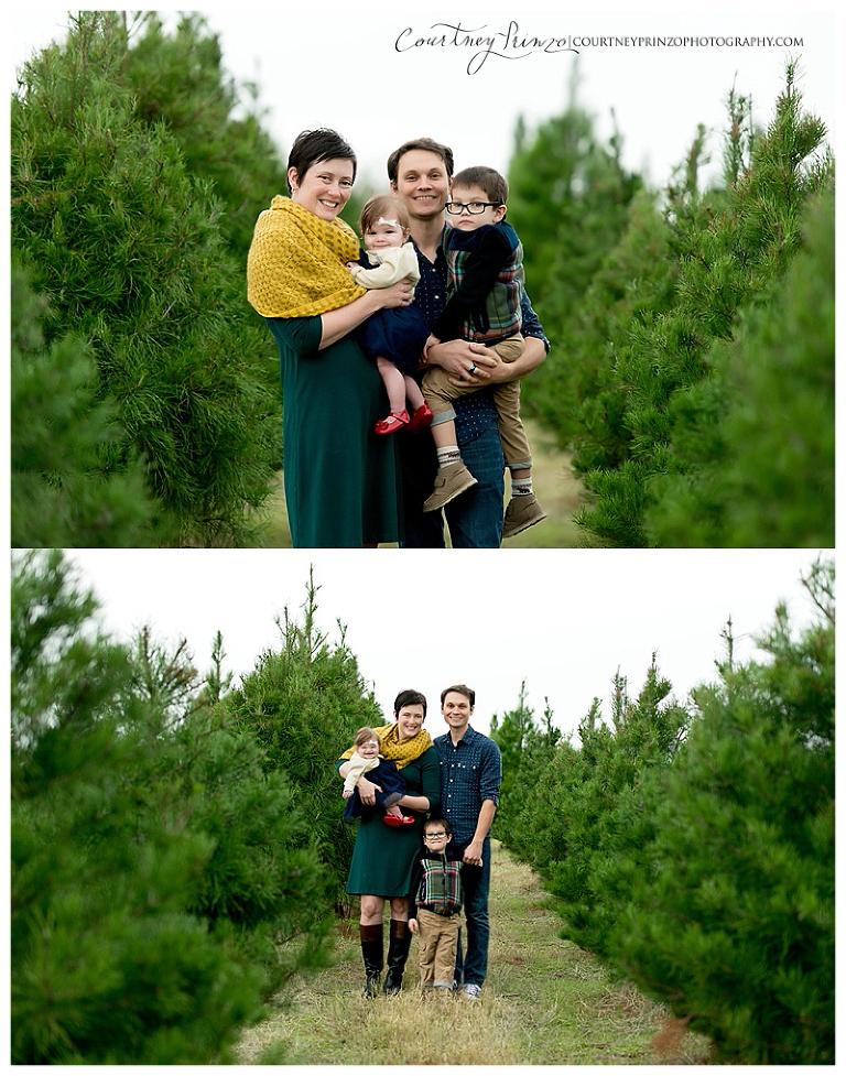 Austin Family Fall Portrait Photographer Geron Family