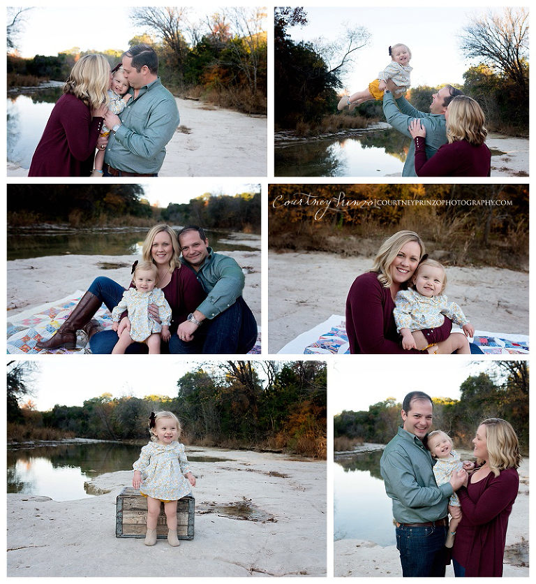 bull creek mini session